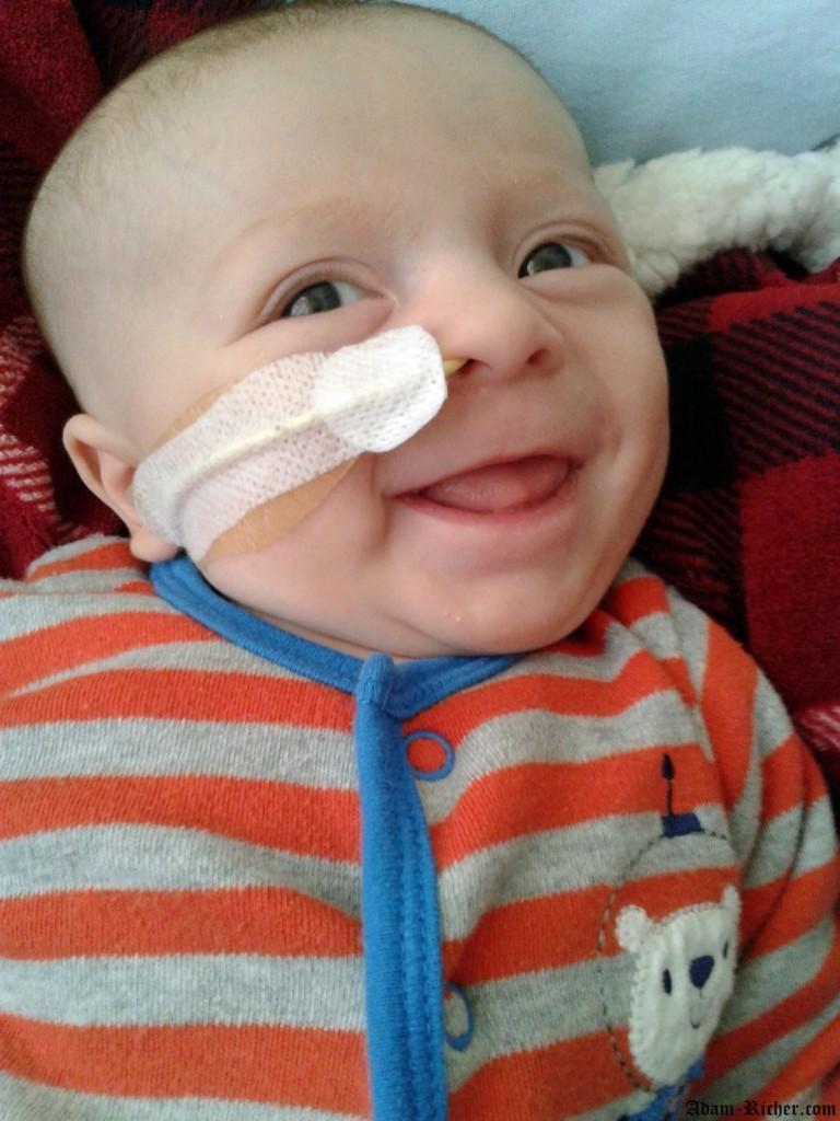 Le plus beau sourire du monde!